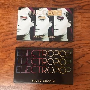 Kevyn Aucoin Electropop and Nudepop
